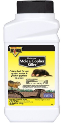 best gopher poison bait