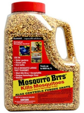 Mosquito Bits for standing water