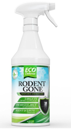 Alternative of Rodent Sheriff Repellent