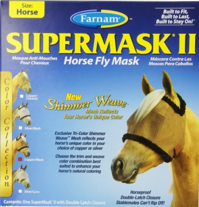 Equine Fly mask
