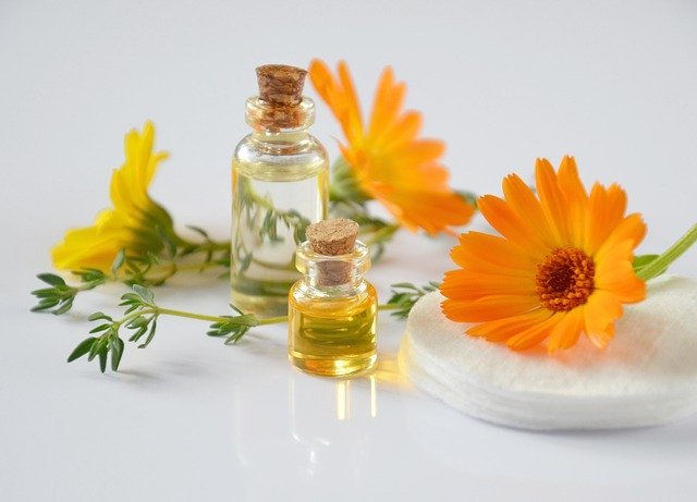 essential oils to get rid of fleas from people